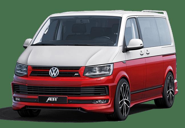 autotoenung minivan kleinbus